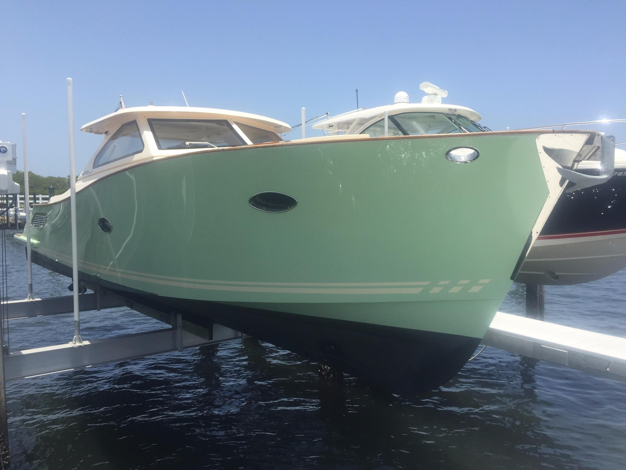 2011 Used Gagliotta 35 Italian Picnic Lobster Fishing Boat For Sale - $244,900 - Palm Beach, FL ...