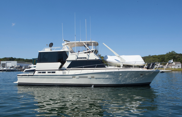 Used Viking Yachts 50 COCKPIT MOTOR YACHT Motor Yacht For Sale