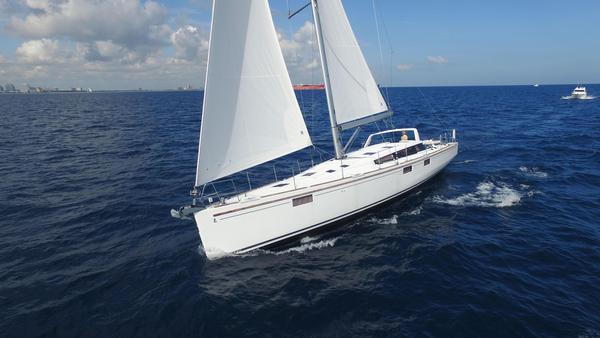 New Beneteau Sense 55 Cruiser Boat For Sale