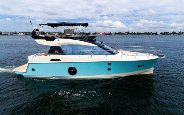 Used Monte Carlo 5 by Beneteau Motor Yacht For Sale