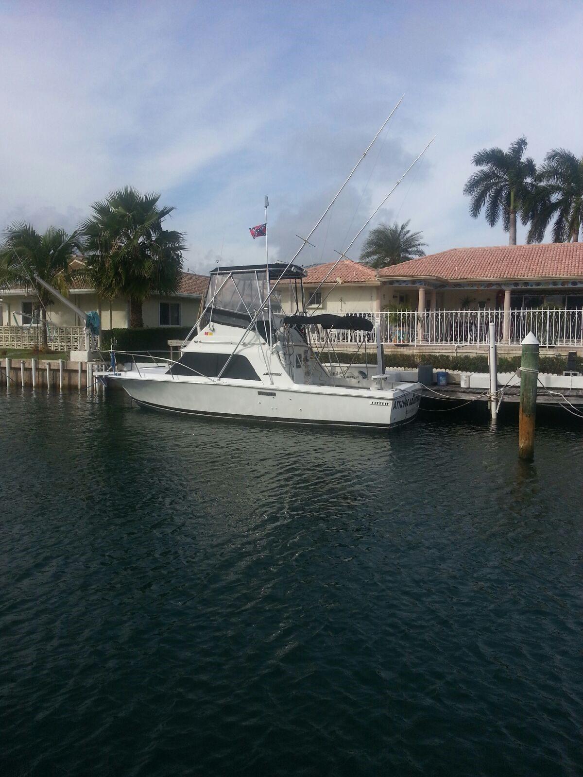1985 used phoenix sportfish sports fishing boat for sale for Fishing in phoenix arizona