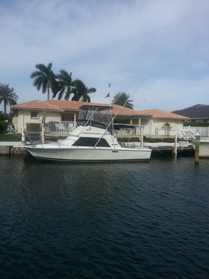 Used Phoenix Sportfish Sports Fishing Boat For Sale