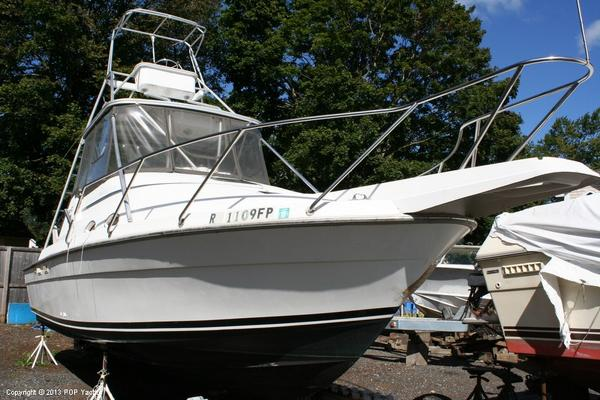 Used Luhrs 290 Open Tournement Walkaround Fishing Boat For Sale