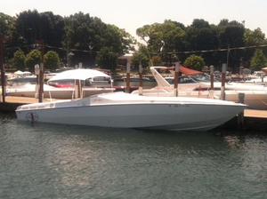Used Cigarette Racing 35 Cafe Racer - Spring Special High Performance Boat For Sale