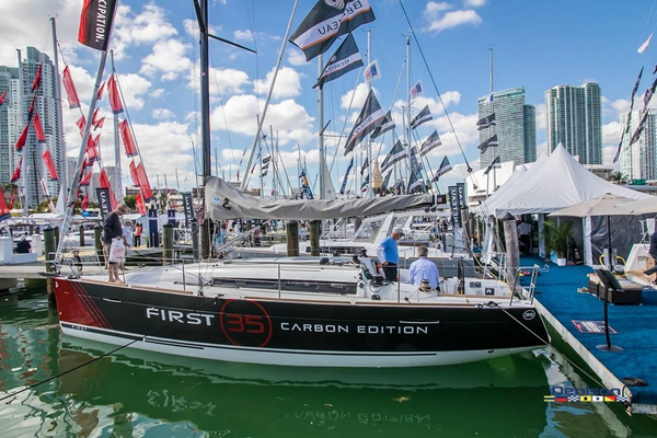 New Beneteau First 35 Racer and Cruiser Sailboat For Sale