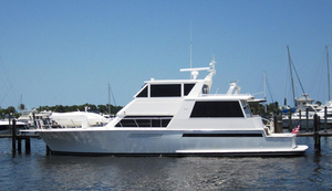 Used Viking Boats 60 Cockpit Sport Yacht Motor Yacht For Sale