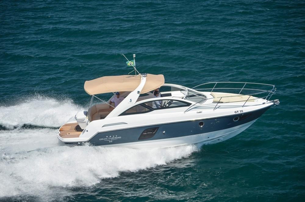New Beneteau 35 GT Express Cruiser Boat For Sale