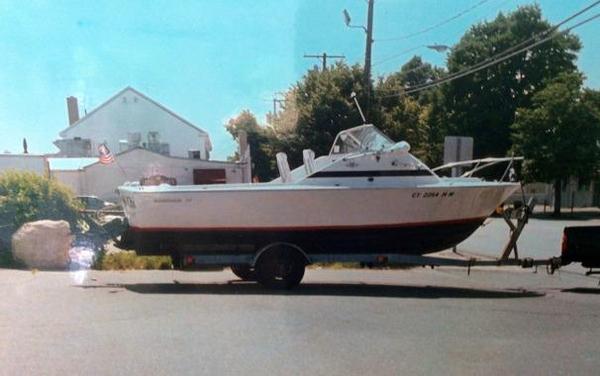Used Bertram Bahia Mar Cuddy Cabin Boat For Sale