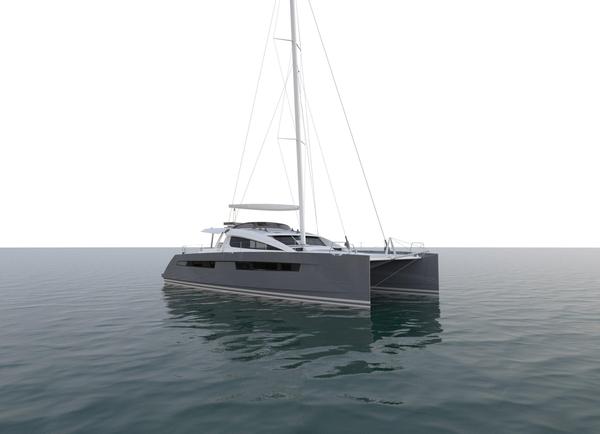 New Privilege Series 6 Catamaran Sailboat For Sale