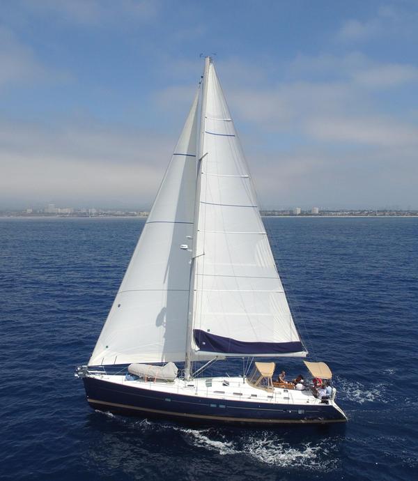 Used Beneteau 523 Cruiser Sailboat For Sale