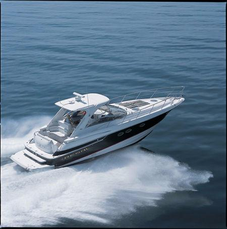 Used Regal 3560 Cruiser Boat For Sale
