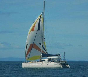 Used Fountaine Pajot Venezia 42 Catamaran Sailboat For Sale
