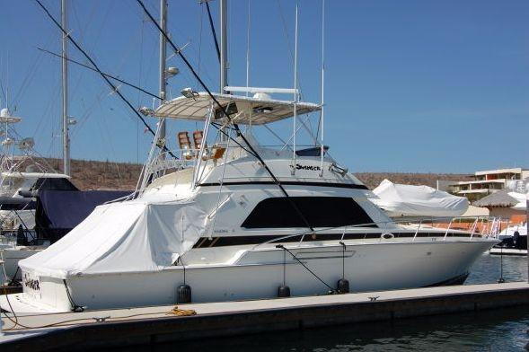 Used Bertram 50 Convertible Saltwater Fishing Boat For Sale