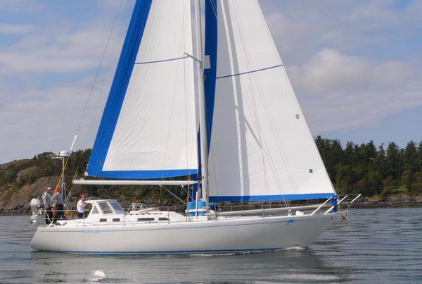 Used Mcguire 44 Cruiser Sailboat For Sale