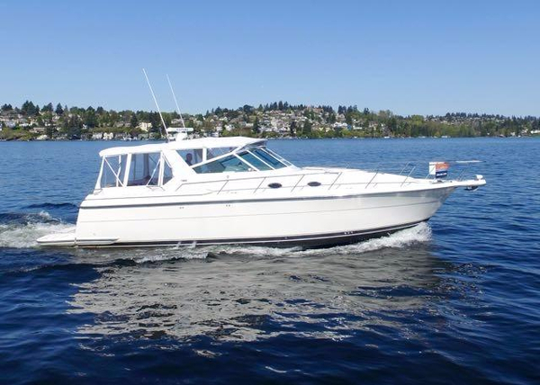 Used Tiara 4000 Express Cruiser Boat For Sale