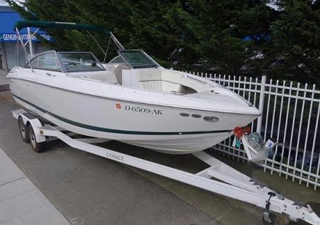 Used Cobalt 272 Bowrider Runabout Boat For Sale