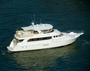 Used Hatteras 75 Motoryacht Motor Yacht For Sale