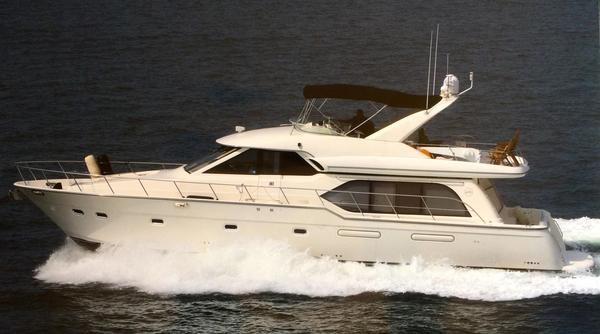 Used Bayliner 5788 Pilot House Motoryacht Motor Yacht For Sale