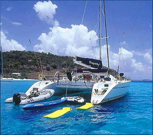 Used Lagoon Cruiser Sailboat For Sale