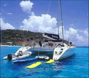 Used Lagoon Cruiser Sailboat For Sale