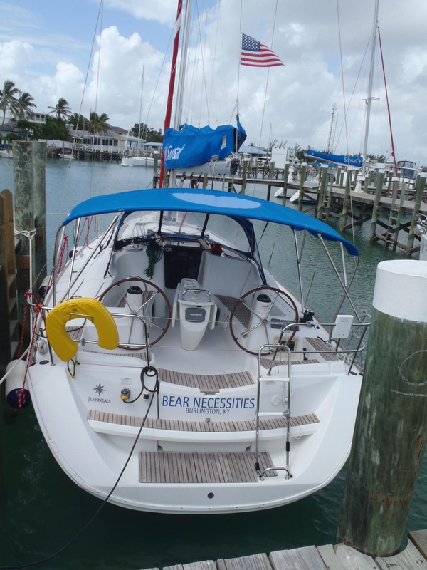 Used Jeanneau Sun Odyssey 39i Cruiser Sailboat For Sale