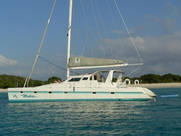 Used Voyage 500 Catamaran Sailboat For Sale