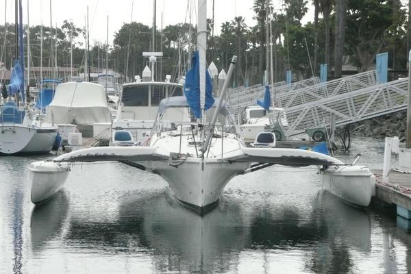 Used Corsair 31 Trimaran Sailboat For Sale