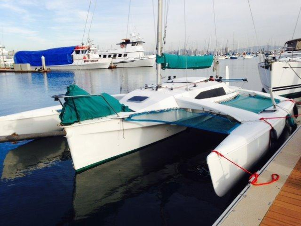 Used Corsair 28 Center Cockpit Racer and Cruiser Sailboat For Sale