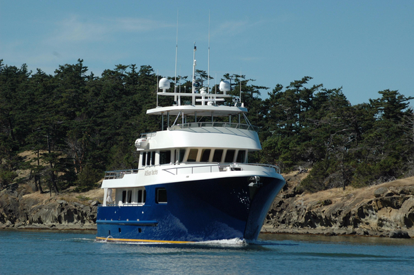 Used Allseas Expedition Yacht Motor Yacht For Sale