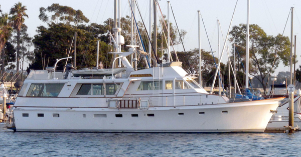Used Hargrave-Halmatic Long Range Motor Yacht LLC Motor Yacht For Sale