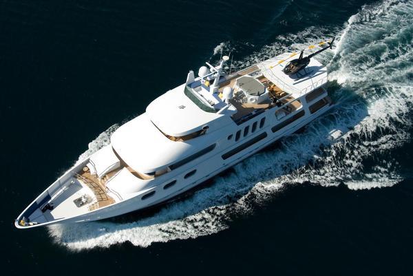 Used Sun Coast Marine/custom 143 Expedition Yacht Motor Yacht For Sale