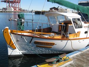 Used Alajuela 38 Cruiser Sailboat For Sale