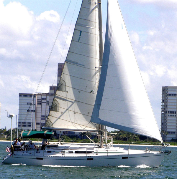 Used Beneteau 430 Oceanis Cruiser Sailboat For Sale