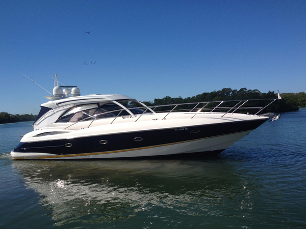 Used Sunseeker Camargue 44 Motor Yacht For Sale
