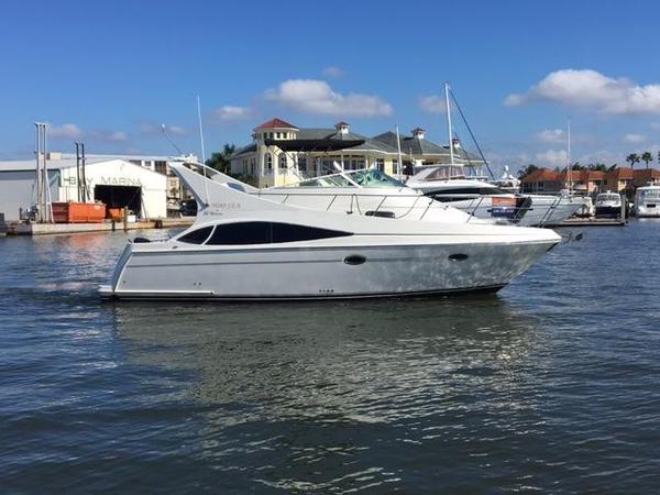 Used Carver 36 Mariner Cruiser Boat For Sale