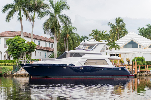 Used Pama, 54 LX 540 Motor Yacht For Sale