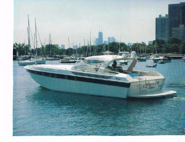Used Baia Force One Express Cruiser Boat For Sale