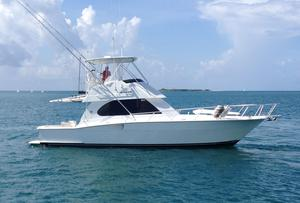 Used Ronin 41 Convertible Fishing Boat For Sale