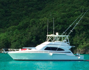 Used Bertram 510 Convertible Saltwater Fishing Boat For Sale