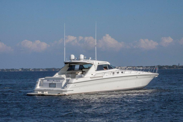 Used Sea Ray Super SunSport Express Cruiser Boat For Sale
