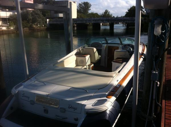Used Chris Craft Corsair Cruiser Boat For Sale