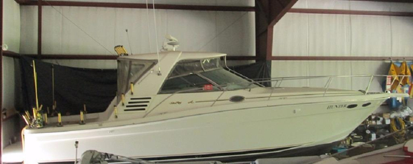 Used Sea Ray 370 Express Cr/See Full Specs. Motor Yacht For Sale