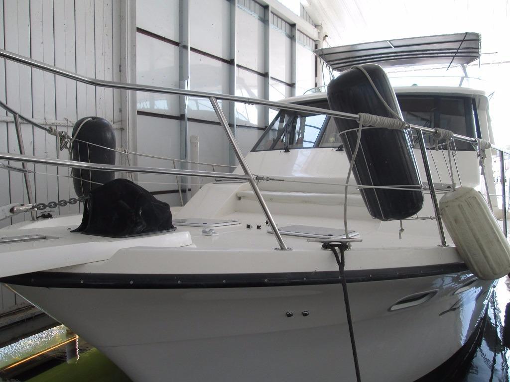 1997 Used Bayliner 4788 Pilot House Motoryacht Motor Yacht