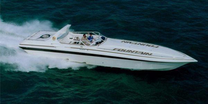 Used Fountain 47 Lightning High Performance Boat For Sale