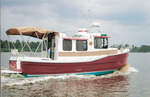 Used Ranger Tugs 25 Tug Boat For Sale