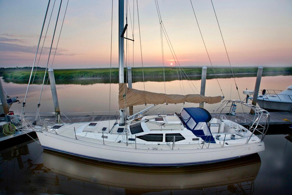 Used Saga 48 Cruiser Sailboat For Sale
