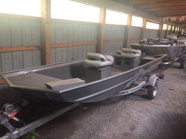 New Alumacraft Crappie Jon Bass Boat For Sale