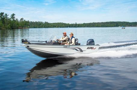 New Alumacraft Classic 165 CS Sports Fishing Boat For Sale