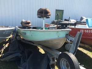 Used Duranautic 14 Sports Fishing Boat For Sale