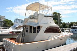 Used Egg Harbor 33 Sportfisher Sports Fishing Boat For Sale